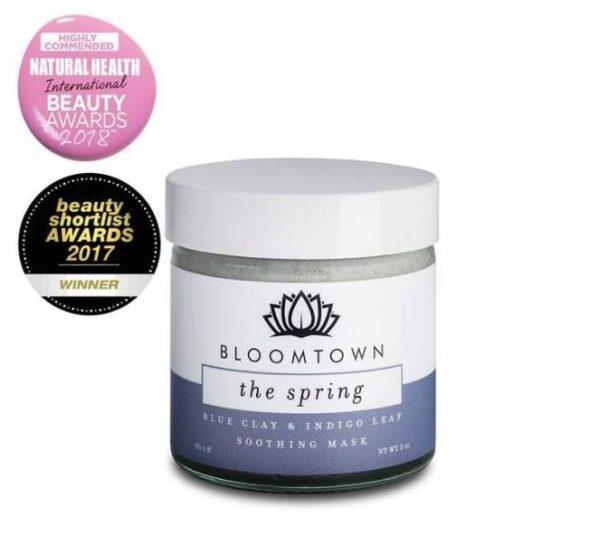 Bloomtown Clay Mask